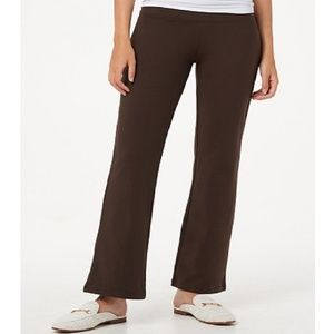 Women with Control Tummy Control Boot-Cut Pants